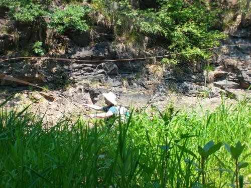 River Zschopau Casting