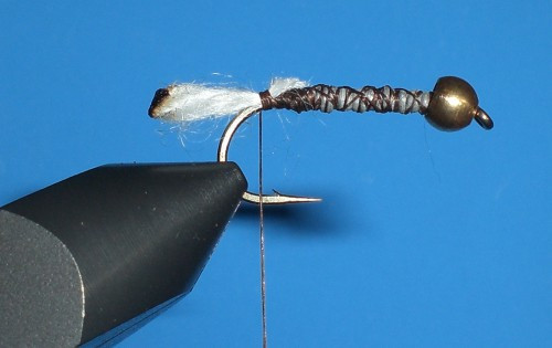 Peeping Caddis Step 2