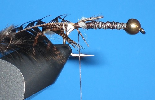 Peeping Caddis Step 3