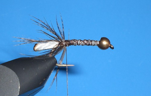 Peeping Caddis Step 4