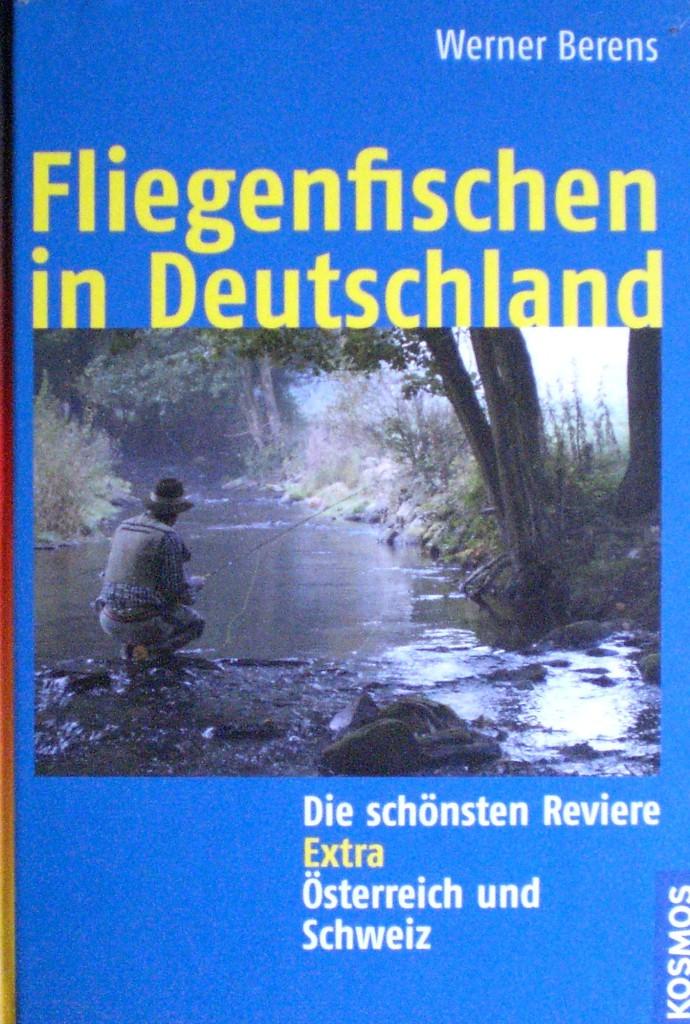 Werner Behrens Fliegenfischen Deutschland