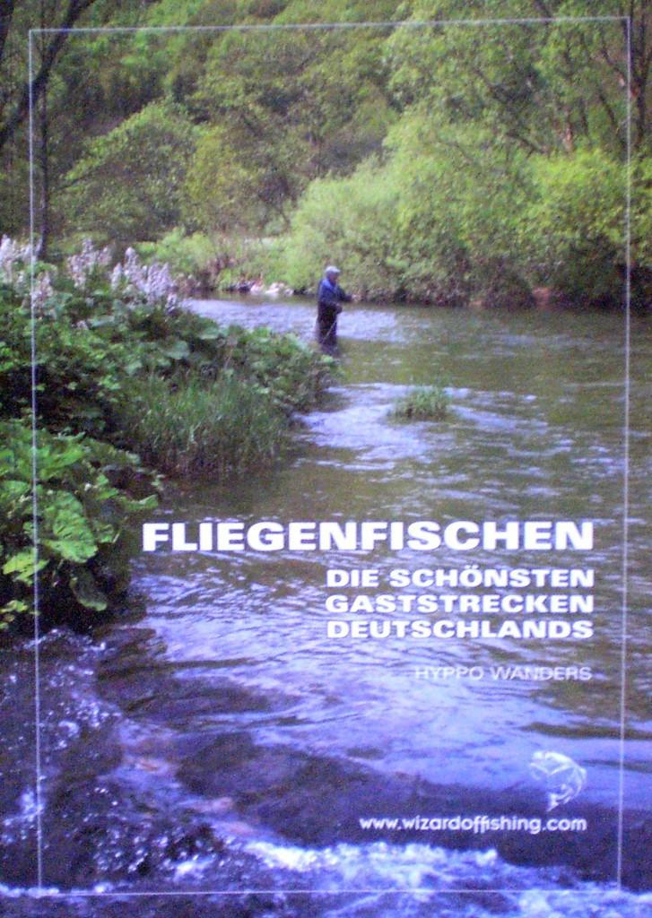 Hyppo Wanders Fliegenfischen Deutschland