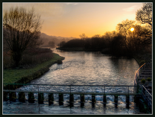 River Test ©flickr Anguskirk