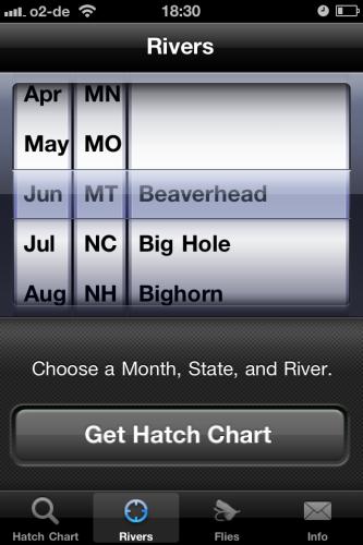 Fliegenfischen Flyfishing Apps12