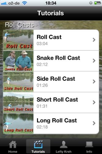 Fliegenfischen Flyfishing Apps8