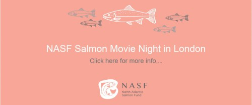 Fliegenfischen NASF at BAFTA