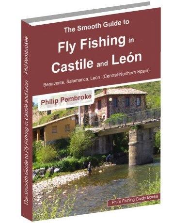 Fliegenfischen Spanien Phil Pembroke