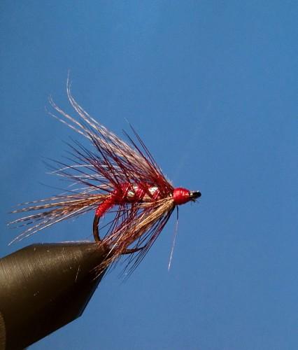 Fliegenfischen Dabbler Ohne Widerhaken1