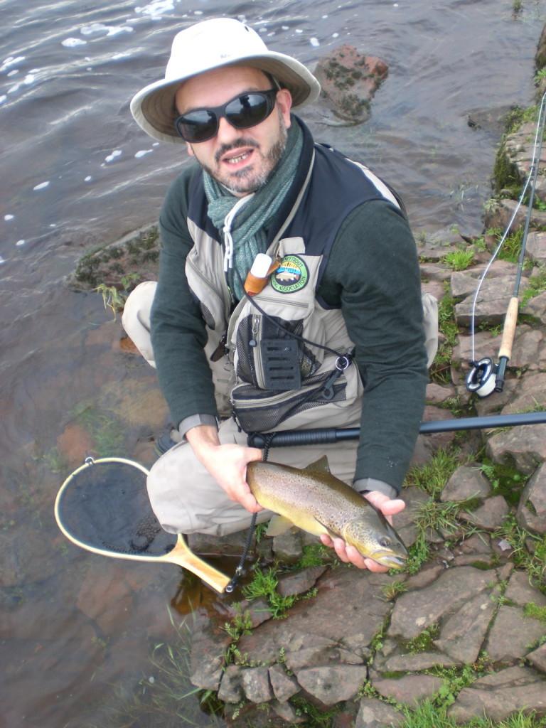 Nymphen River Eden Forelle