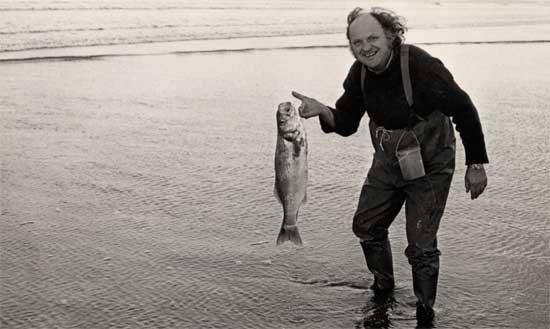 Forelle Äsche Fliegenfischen Literatur Clive Gammon