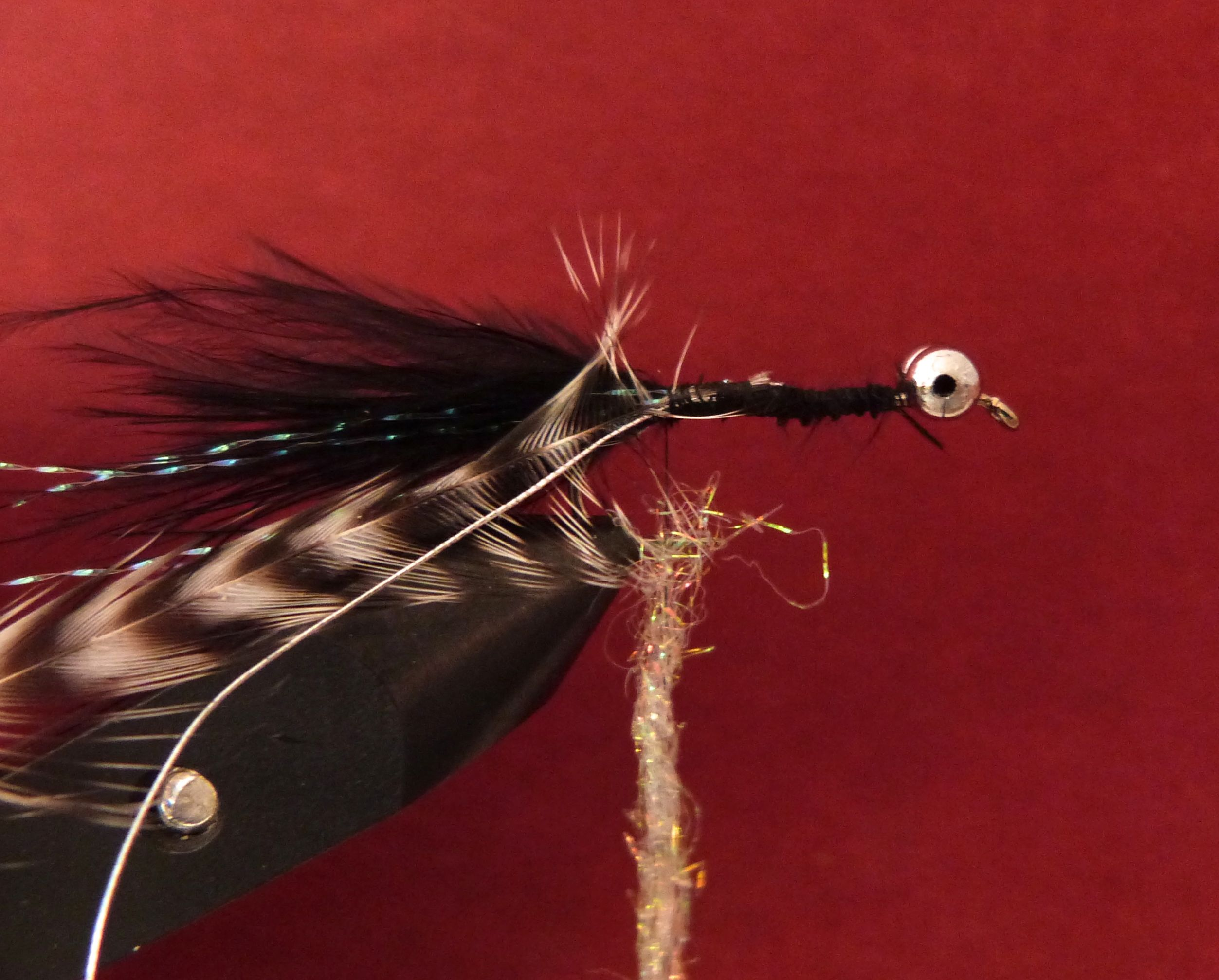 Forelle Äsche Fliegenbinden Woolly Bugger5