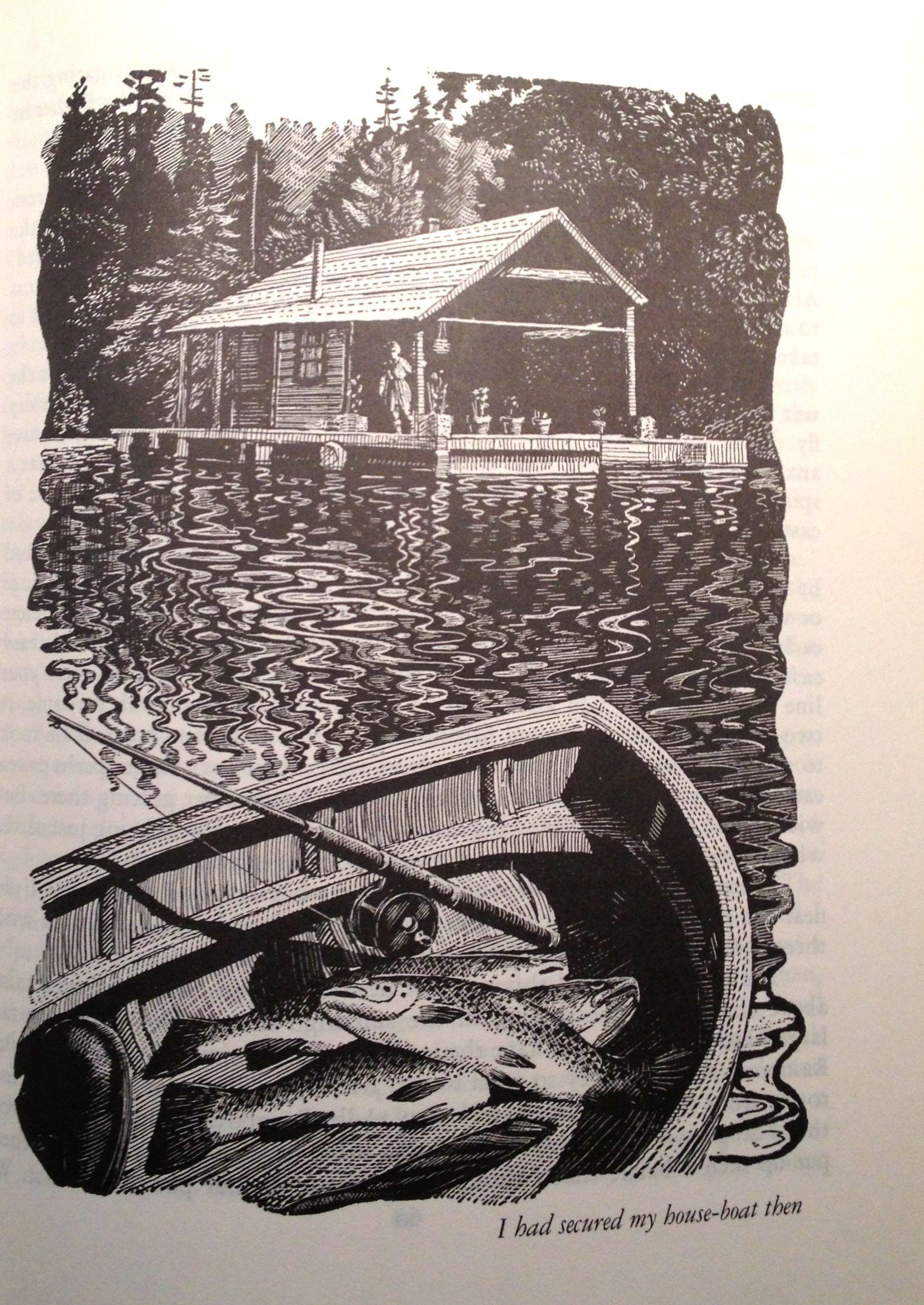 Negley Farson- Going Fishing - Auf Fischerpfaden durch die Welt5
