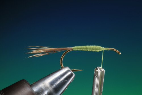 BOC Traditionelle Trockenfliegen15