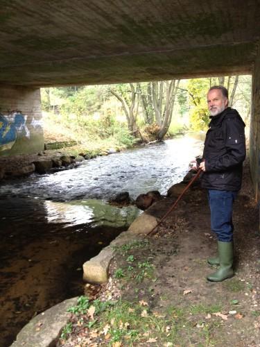 Dr. Ludwig Tent – Autor: Lebendige Bäche und Flüsse