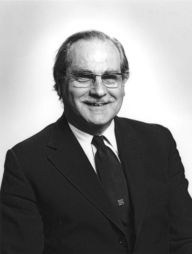James L. Hardy 1927 – 2012 © Hardy Fishing