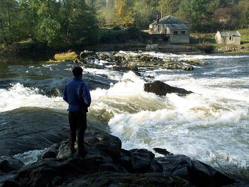 River Eden – Finde den Lachs © flickr: camera bag