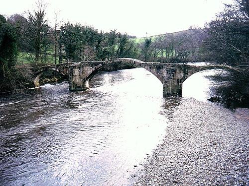 River Hodder © flickr: JohnBurke