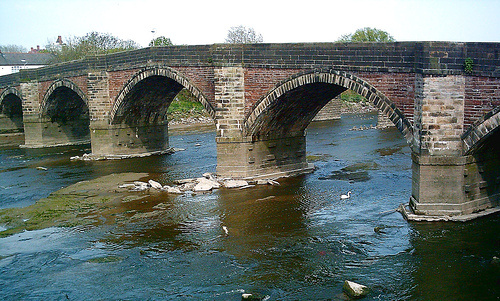 River Ribble © flickr: JohnnyEnglish