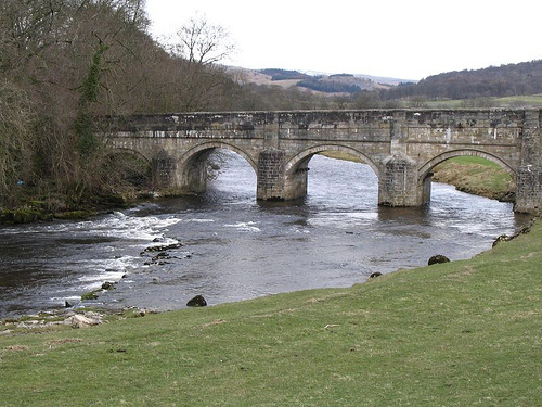 River Wharfe © flickr: Jax60