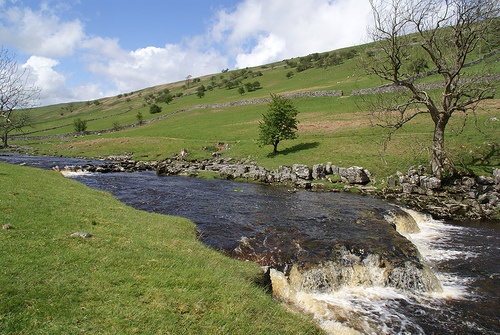 River Wharfe © flickr: freefotouk