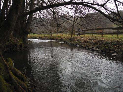 Am oberen Fluss