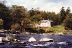 Unterkunft am River Eden - direkt am Fluss