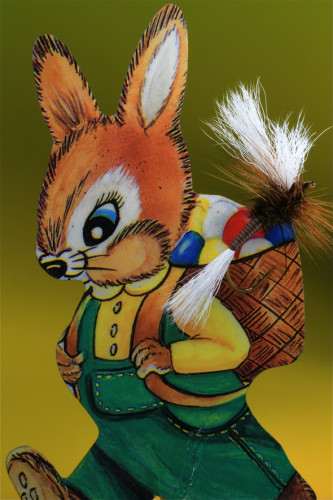 H&L Dry Fly Bunny
