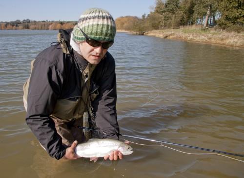 Stillwasser Fliegenfischen 1