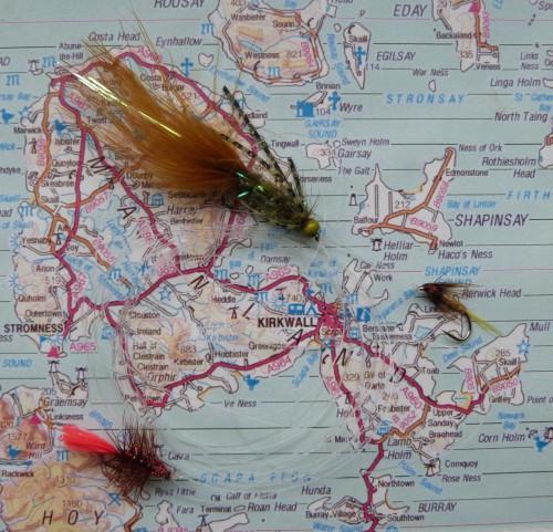 Stillwasser Fliegenfischen Montage1