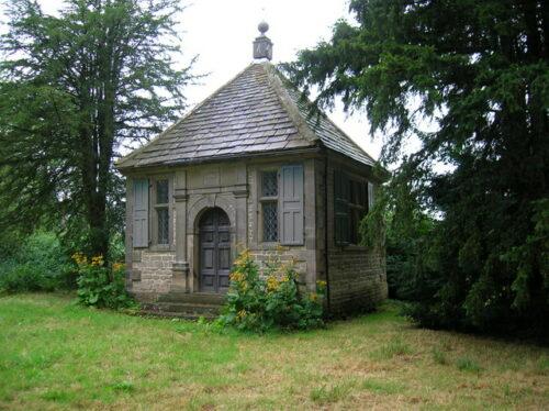 Charles Cottons Fischerhaus erbaut 1674 © wikimedia commons
