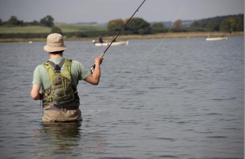 Orvis Access Stillwasser Fliegenfischen10