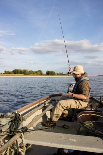 Orvis Access Stillwasser Fliegenfischen3