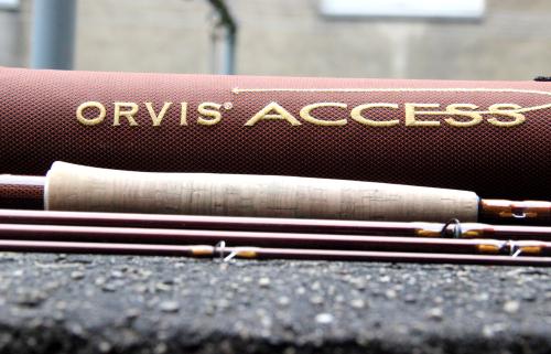 Orvis Access Stillwasser Fliegenfischen9