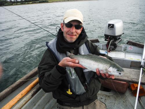 Fliegenfischen Eyebrook Rutland Pitsford Grafham
