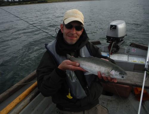 Stillwasser Fliegenfischen Veit Pitsford