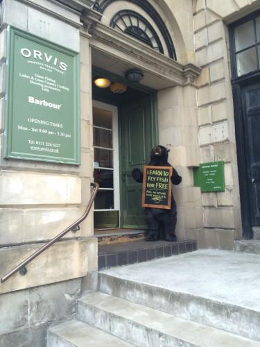 Orvis Edinburgh