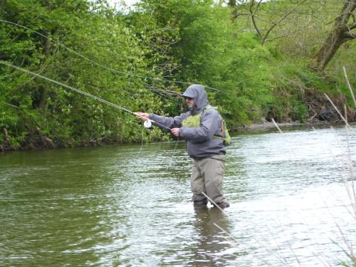River Annan Casting 1