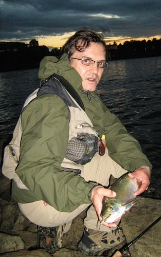 Fliegenfischen Rapfen1