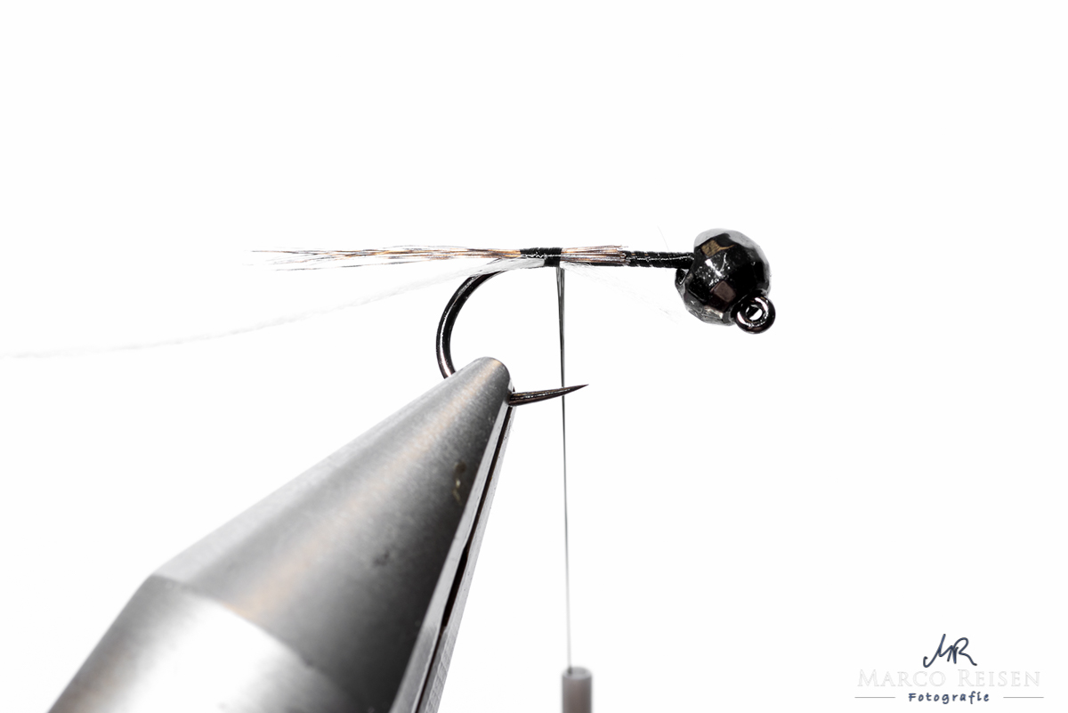 Fliegenbinden_MR_Marchbrown_Jig3