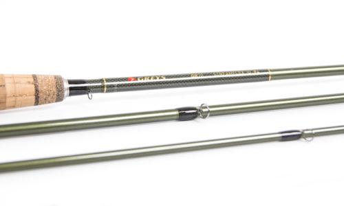 3.Greys GR 70 Streamflex 10' #4 wt