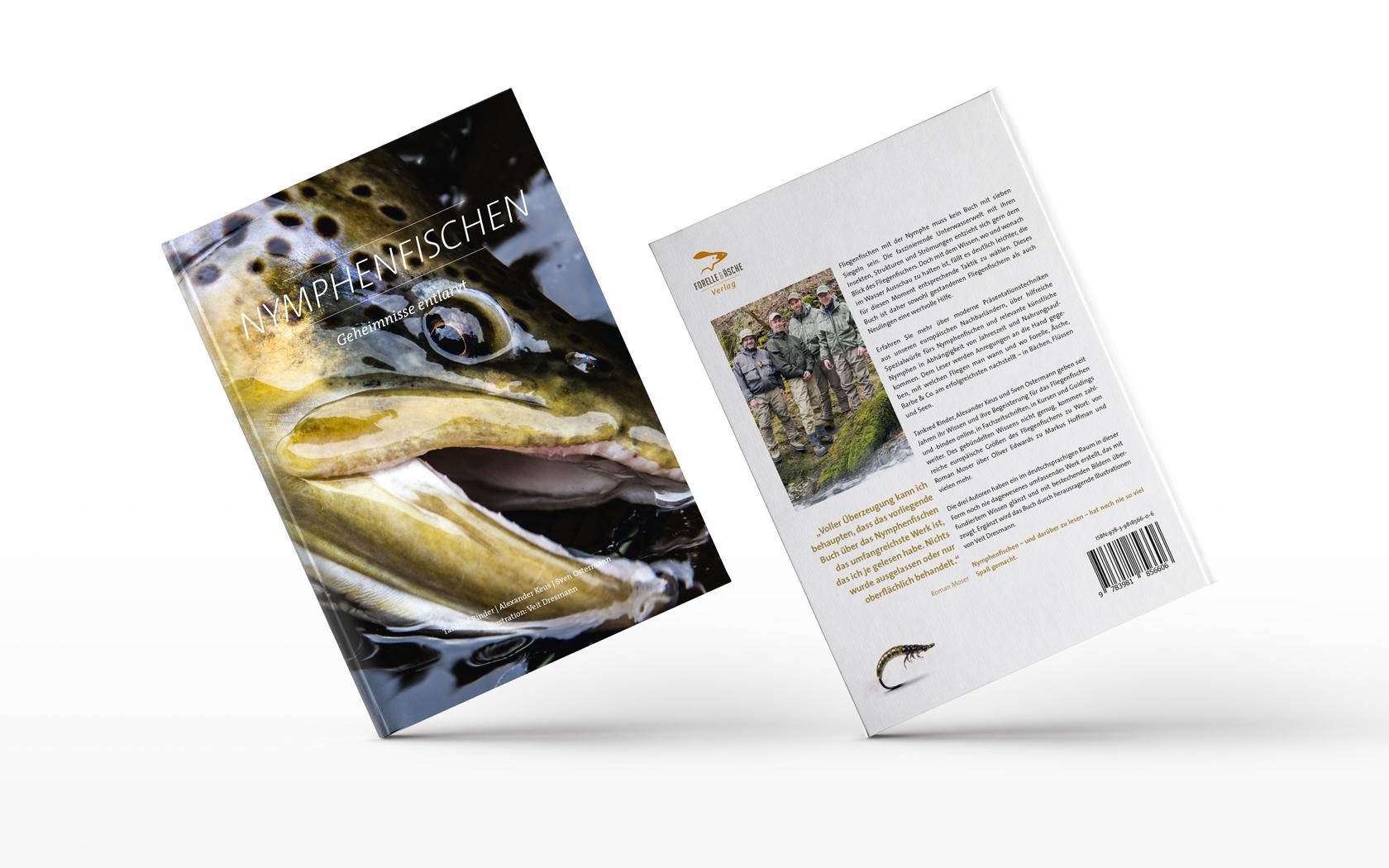 Von Nymphen und Nymphenfischen – pt. 2   Forelle & Äsche ...