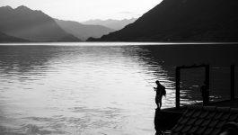 Unendlich still zwischen den Bissen – triff Thomas McGuane